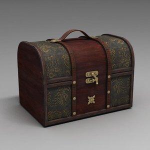 3ds max box