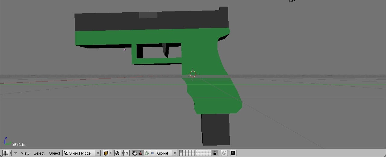 glock machine pistol blend free