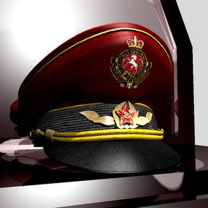 maya general hat
