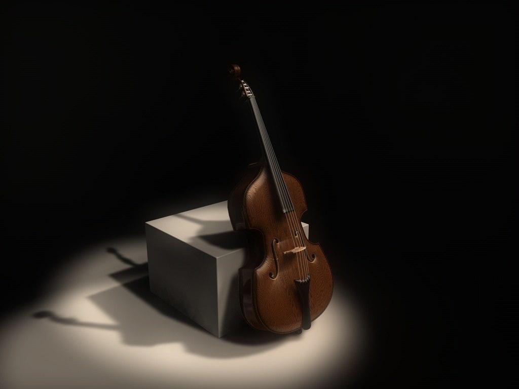 double bass c4d