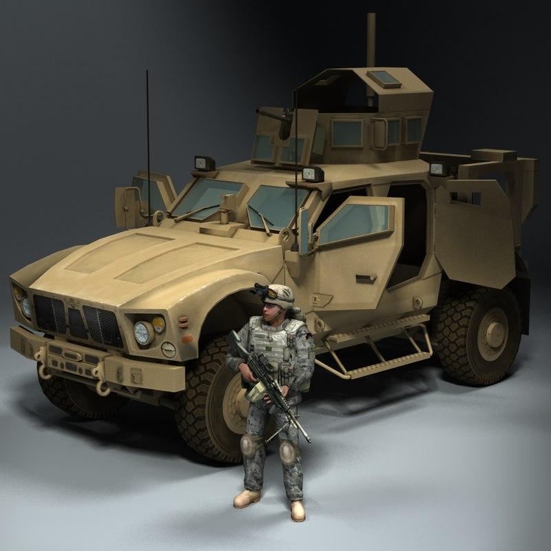 max 4x4 jltv army