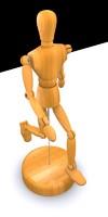 3d dummy model