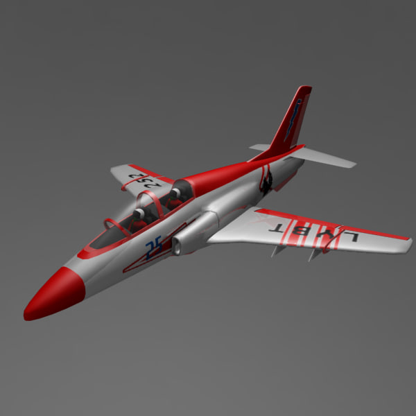 airplane plane 3d model