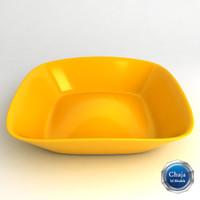 bowl 3d 3ds