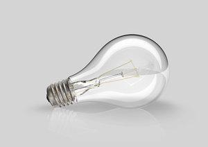 light bulb t 3d 3ds