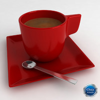 cup coffe coffee 3d 3ds
