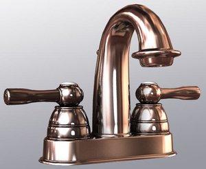 3d moen faucet