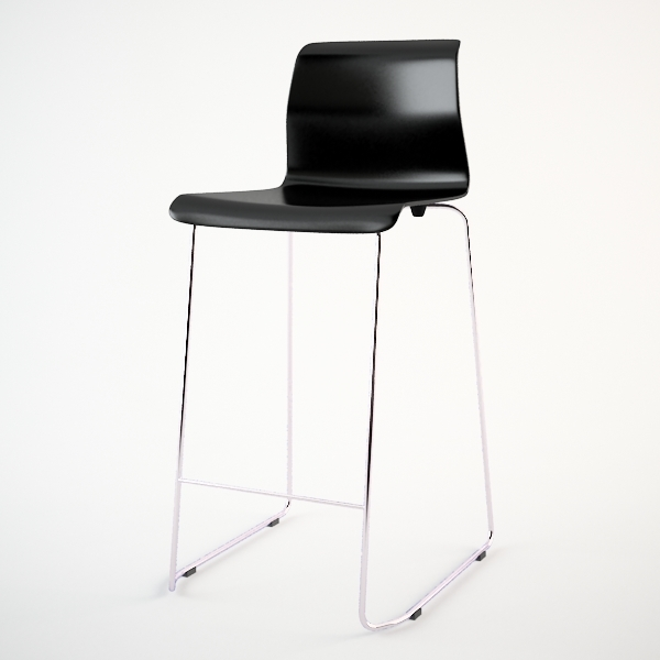 Wondrous Ikea Glenn Bar Stool Gmtry Best Dining Table And Chair Ideas Images Gmtryco