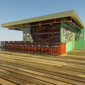 3d irish pub sports bar