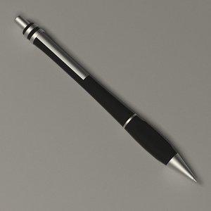 luxury pen 3d 3ds