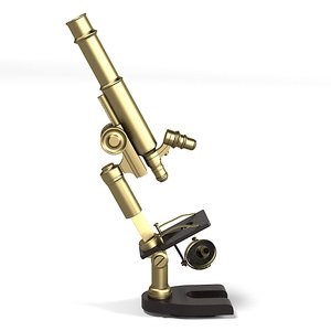 3d microscope nachet et model