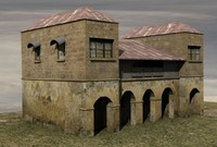 Oriental house 1