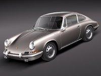 Porsche 901 coupe 1964