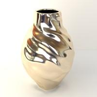 3d vase