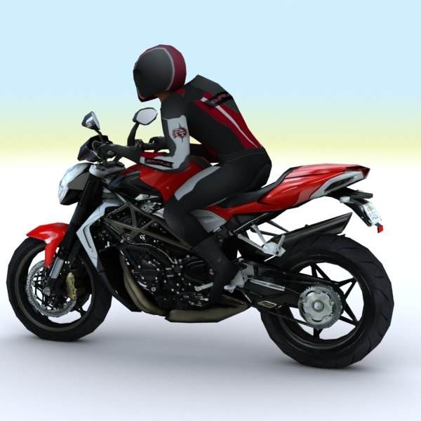 3ds max 2010 augusta brutale 990r