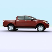 lightwave 2012 mazda bt-50