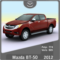 lightwave 2012 mazda bt-50