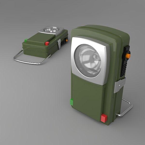 double flashlight light 3ds