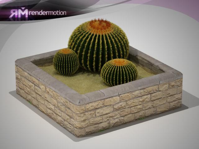 3d d2 c1 12 ornamental model