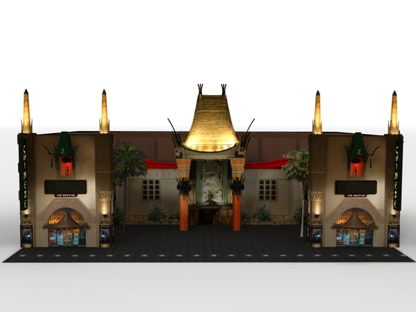 lightwave chinese theater