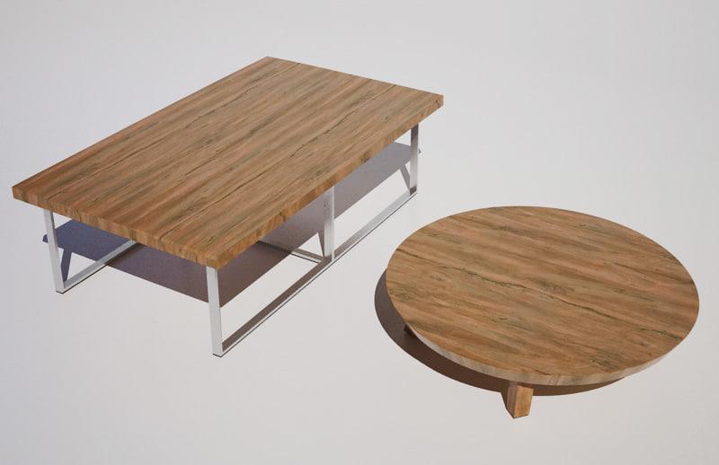 max contemporary tables