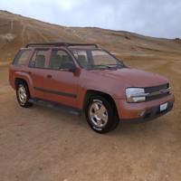 suv trailfinder 3d 3ds