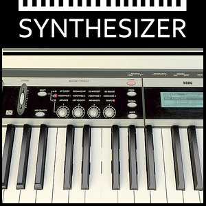 3ds max synthesizer keyboard