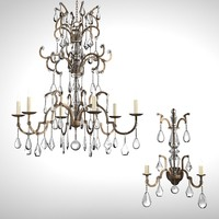 max classic luxury chandelier