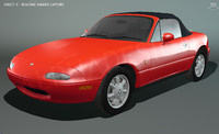 Mazda Miata Mx5 Eunos 1989