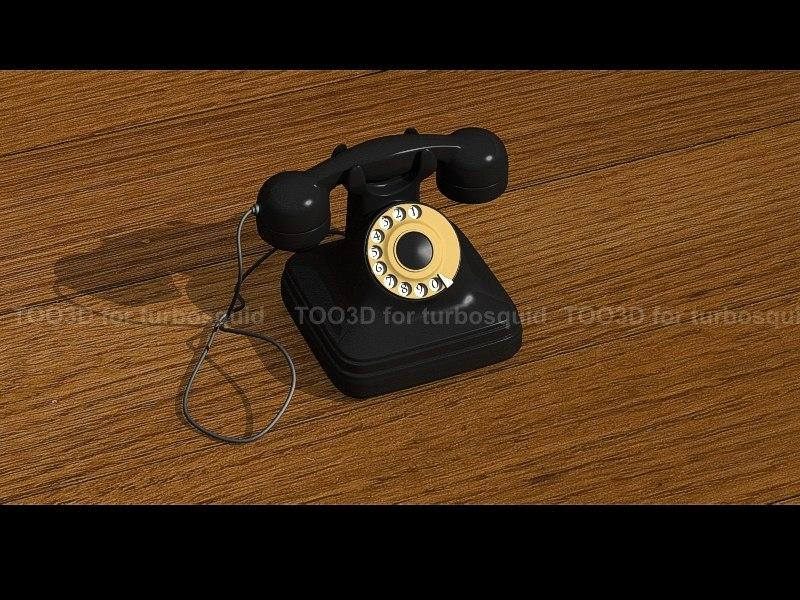 3d model phone 5
