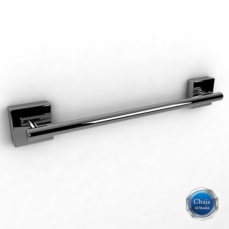 maya towel rack