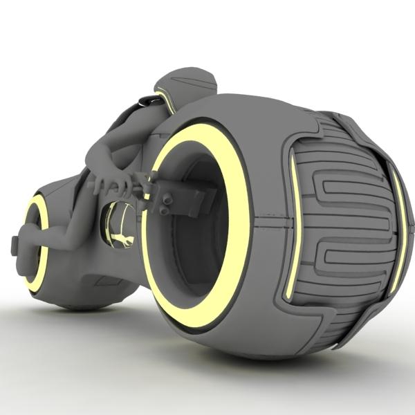 tron light cycle max