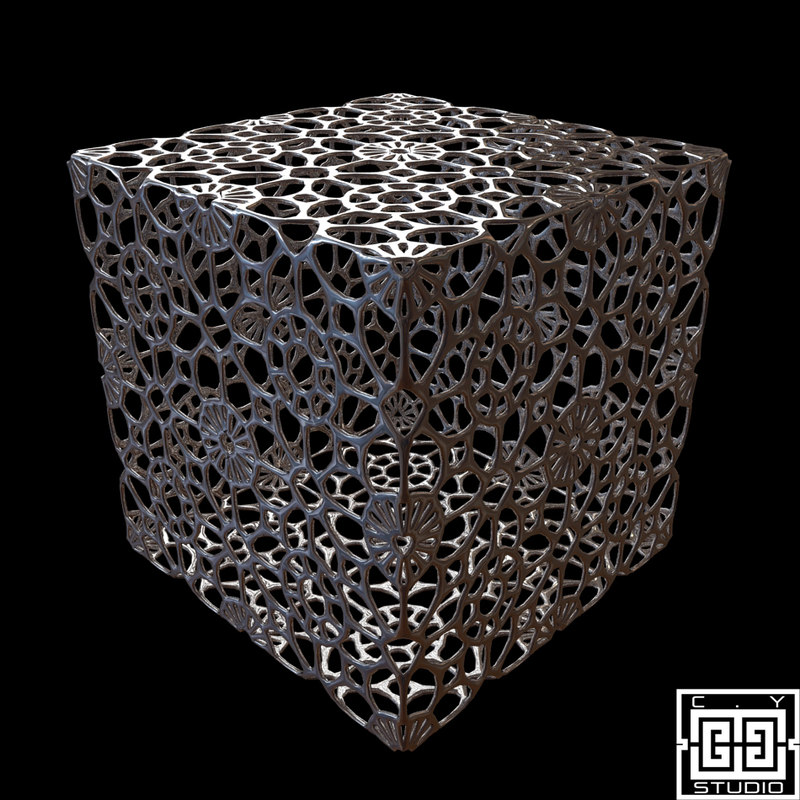 sitting cube max
