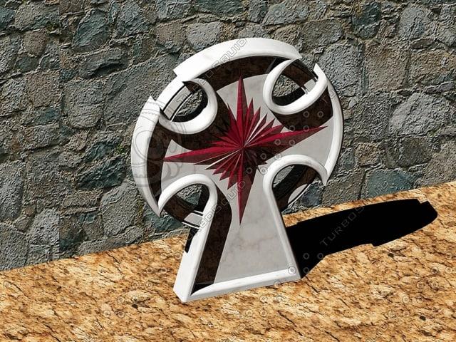 3dsmax orthodox cross