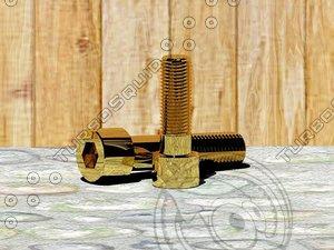 screws din 912 dwg