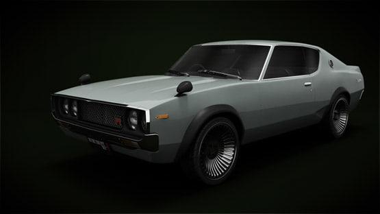 ma old skyline car