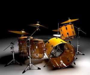 3d drumkit kit