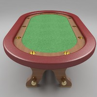 Poker Table 5