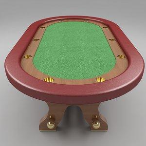 maya poker table 5