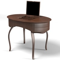 Ceccotti  LADY DESK VANITY bedroom table makup