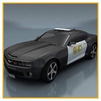 3d vehicle details model