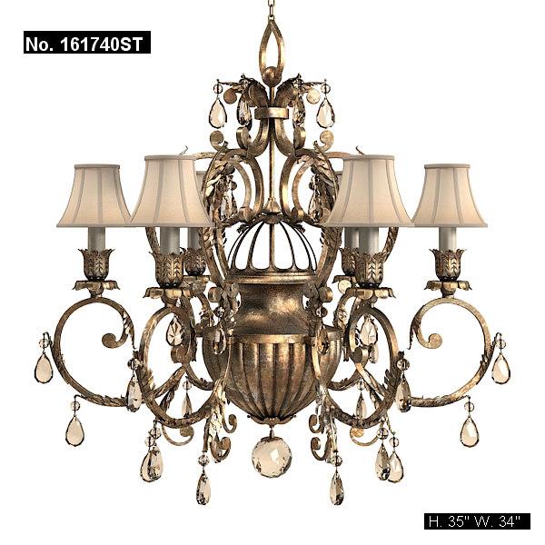 Fine classic chandelier 3d max aloadofball Images