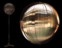 3d designer floorlamp