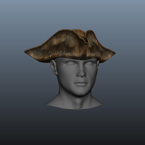 pirate hat ma