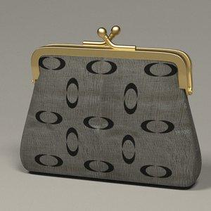 money purse 3d 3ds