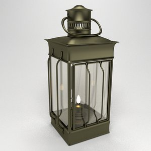 old hurricane lantern 3ds