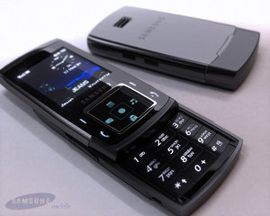 3d model samsung sgh-e950