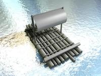 raft 3ds free