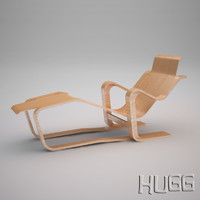 Marcel Breuer_Chaise Longue_VRAY