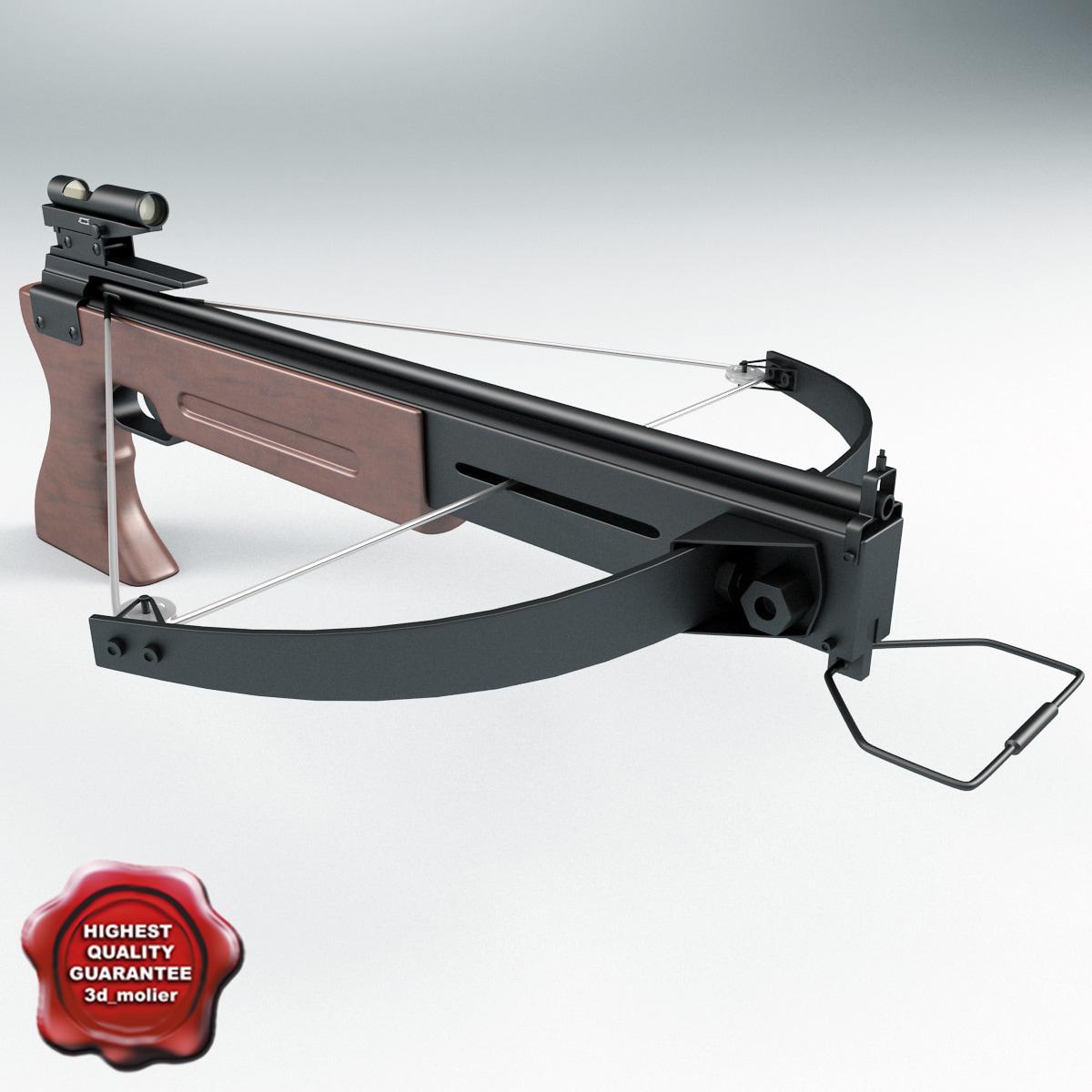 crossbow bow max